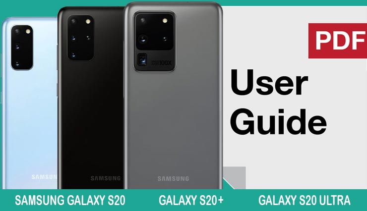 galaxy s20 user guide